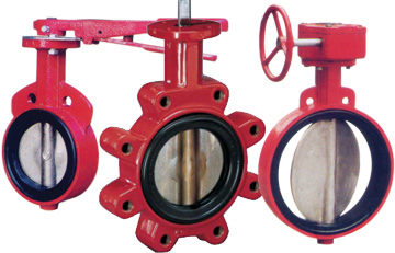 PN6~PN16 Wafer Type Soft-Seal Butterfly Valve